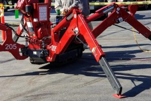Spyder Crane Training