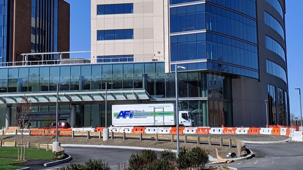 Logistics - AFI Glazing Contractors, Inc. Poughkeepsie NY